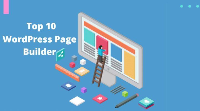 10 WordPress Page Builder
