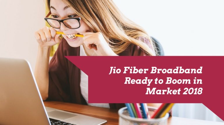 Jio Broadband Launch