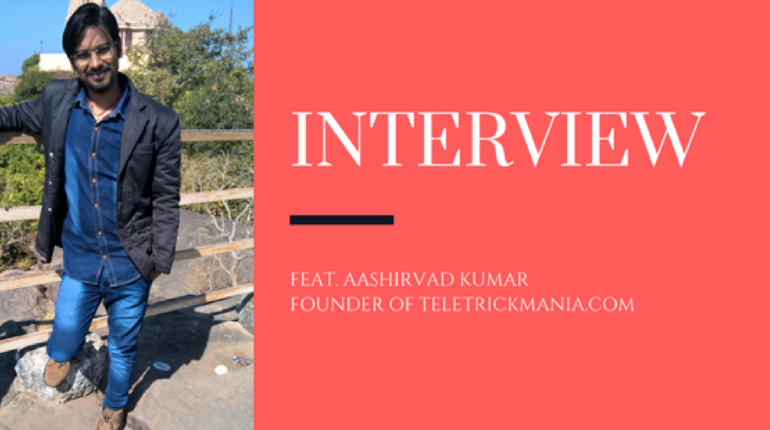 Aashirvad Kumar Interview By blogging coffee