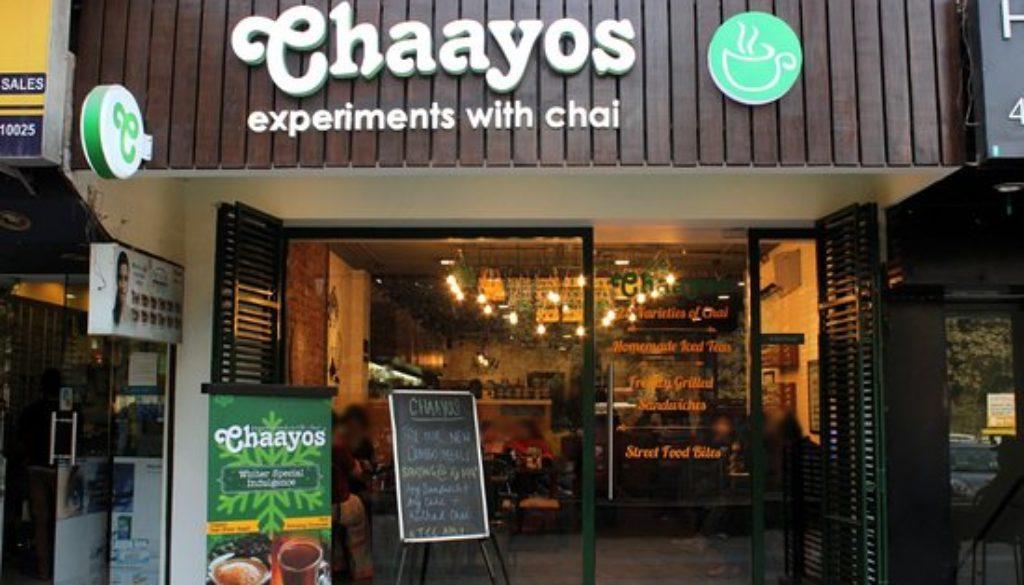 chaayos India
