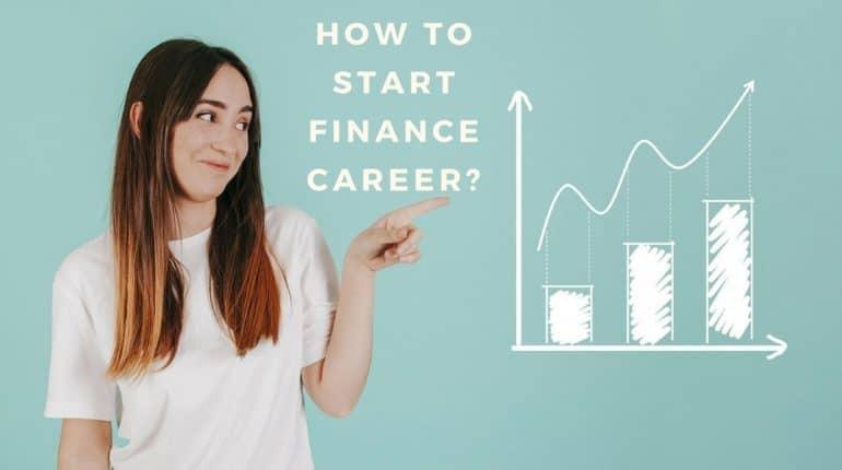 Finance Career Tips