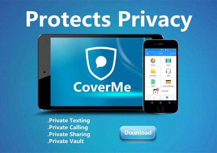 CoverMe App