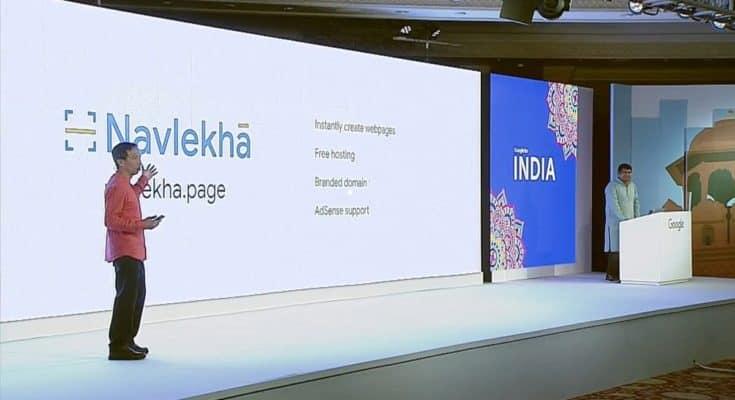 Google project Navlekha
