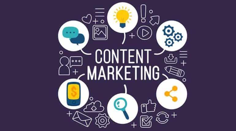 content marketing 2018