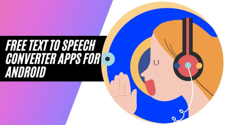 Free-Text-to-Speech-Converter-Apps-for-Android