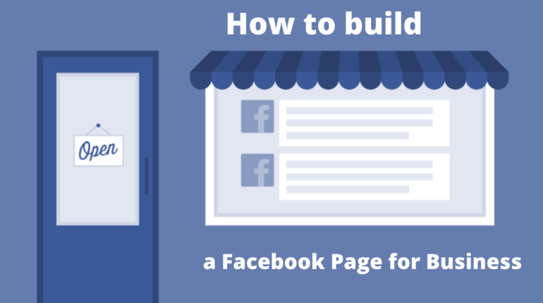 How to build Fb page