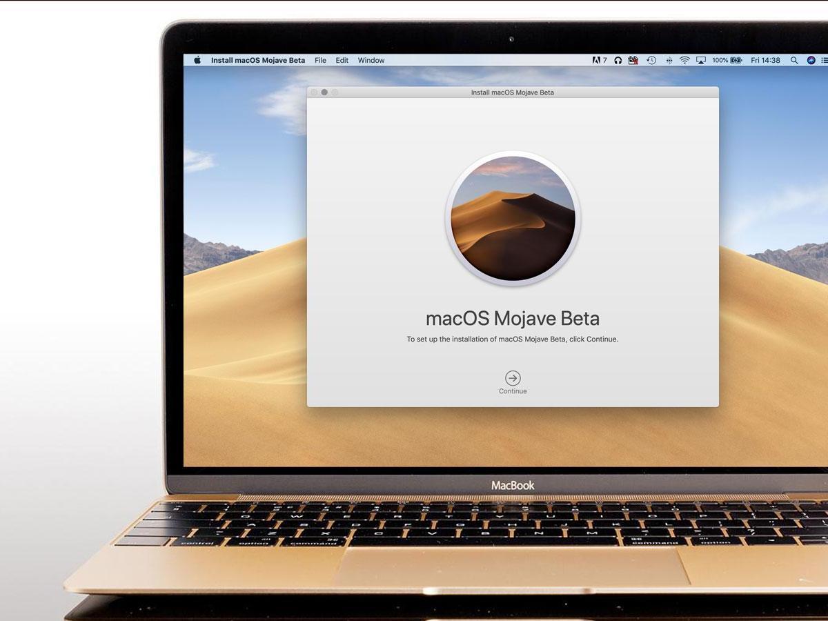 MacOS Installation Files