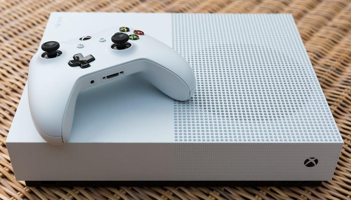 Microsoft Xbox One S