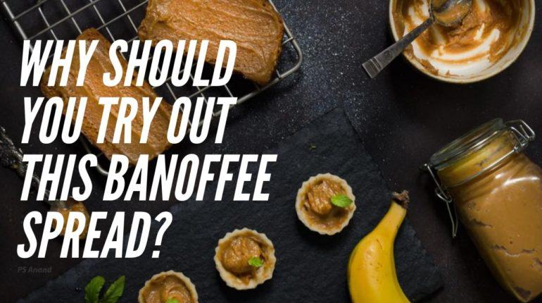 banoffee spread