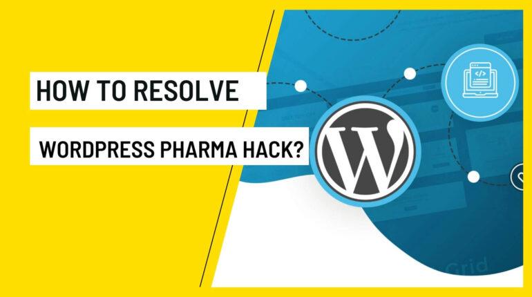 WordPress Pharma hack