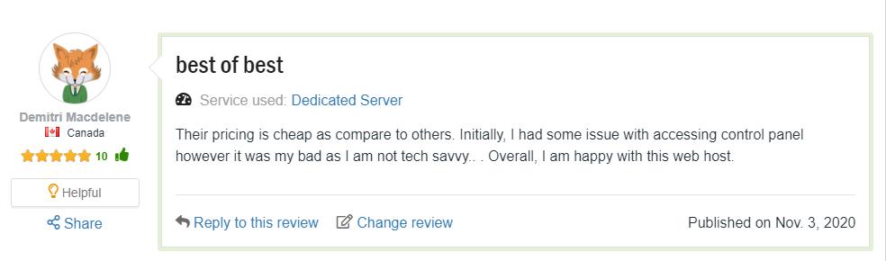 hostadvice review budgetvm review